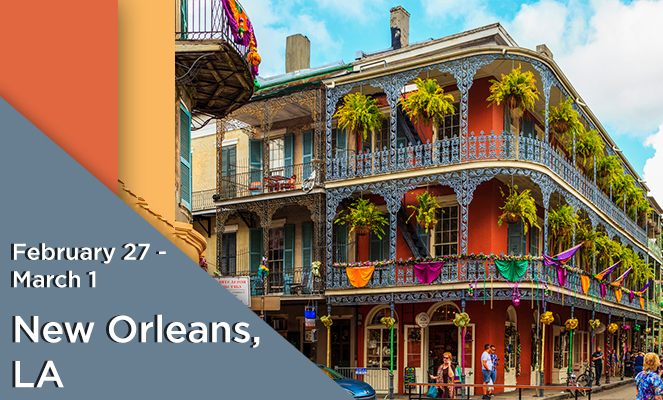 Federal Funding Academy   New Orleans, LA February 27-March 1
