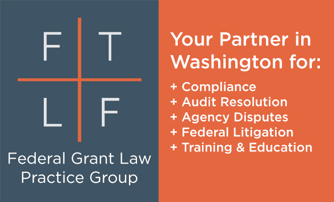 Federal Grant Law Practice Group