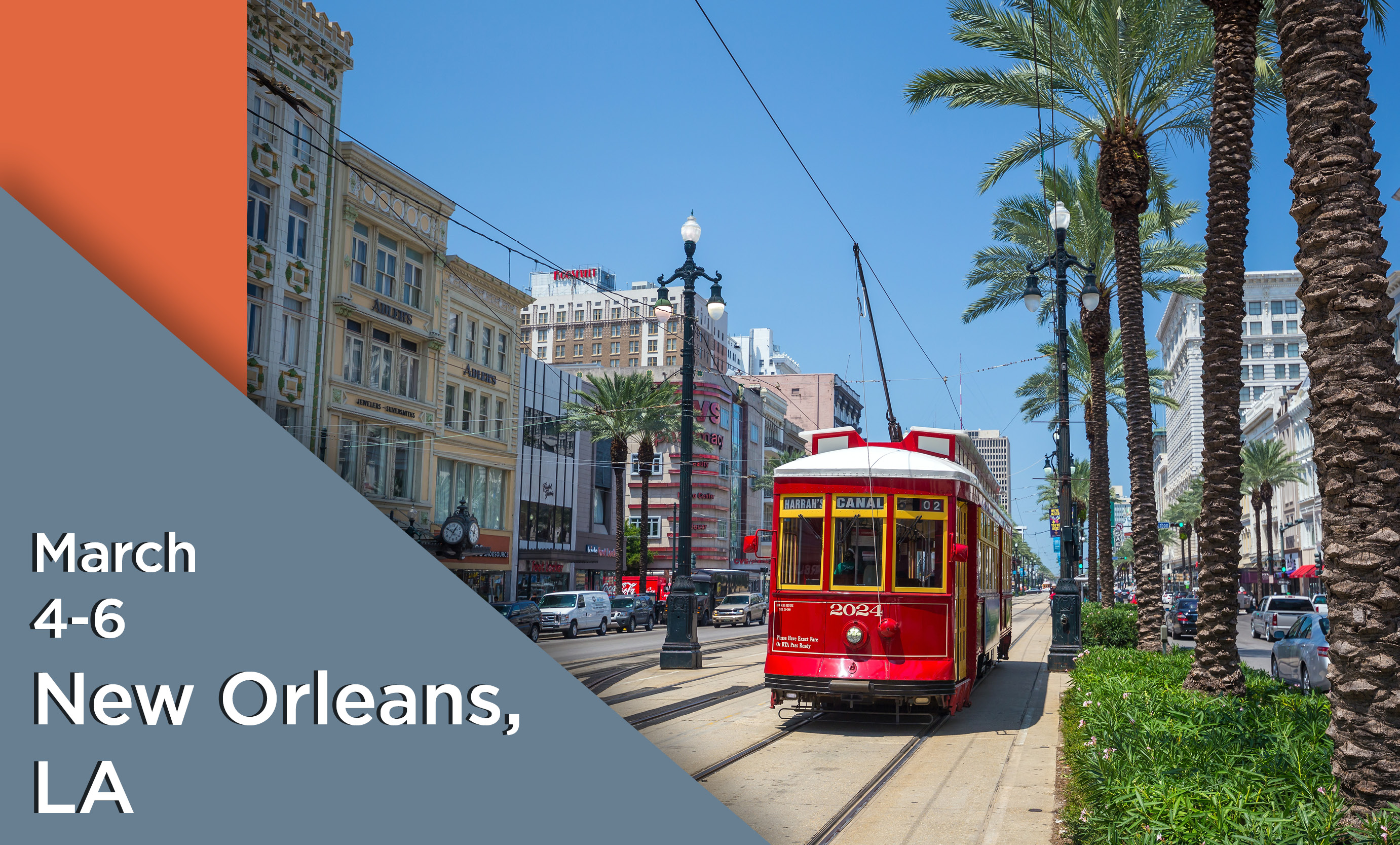Federal Funding Academy | New Orleans, LA March 3-6, 2020